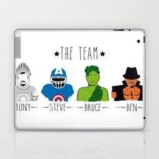 THE TEAM Laptop & iPad Skin