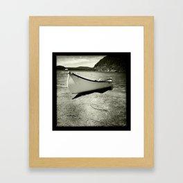 Wapizagonke Framed Art Print