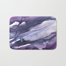 Purple Haze Bath Mat