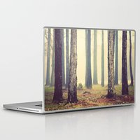 woods Laptop & iPad Skins featuring Woods  by Slight Clutter