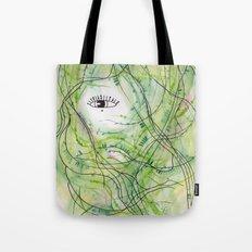 Mermaid Hair (1) Tote Bag