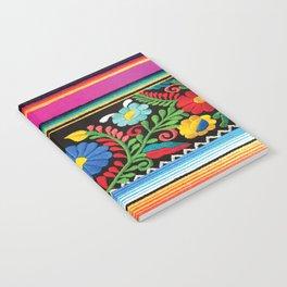 Pink Serape  Notebook