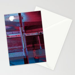 Abandoned Spanish Market in Valencia Stationery Cards