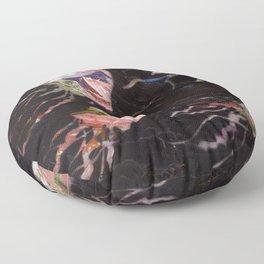 Jellyfish Sea Floor Pillow
