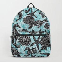 Sea Beauty, Ocean Beauty Backpack