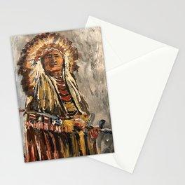 Sitting Bull Stationery Cards