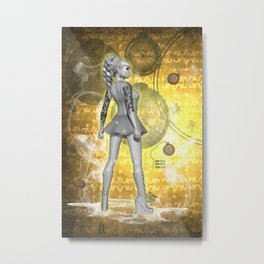 Whispers in Time .. fantasy art Metal Print