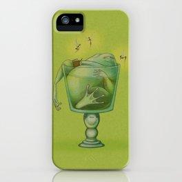 Green Fairy iPhone Case