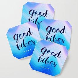 Good Vibes #homedecor #cool #positive Coaster