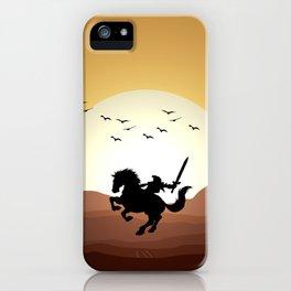 Legend Of Zelda Link iPhone Case