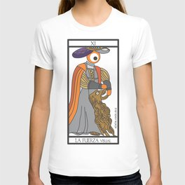 la fuerza visual T-shirt