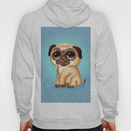 Cute Pug Hoody