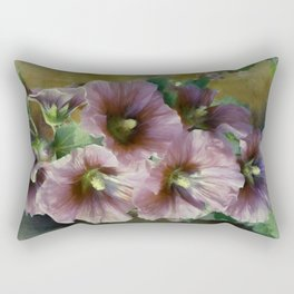 What A Holly Day Rectangular Pillow