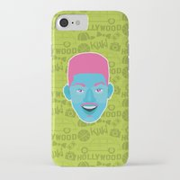 fresh prince iPhone & iPod Cases featuring Will - The fresh prince of Bel-Air by Kuki