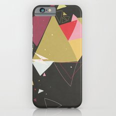 Exploding Triangles//Four iPhone 6s Slim Case