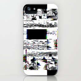 8-Bit Skull iPhone Case