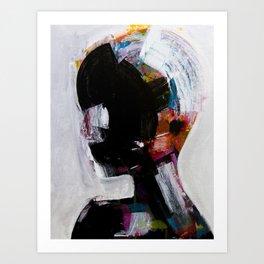 painting 01 Art Print