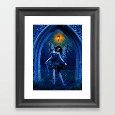 Elven Light Framed Art Print