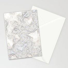 Paper Marble Stationery Cards