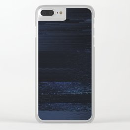 Glytch 15 Clear iPhone Case