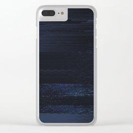 Glytch 15 Clear iPhone Case