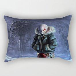 Underfell Sans Rectangular Pillow