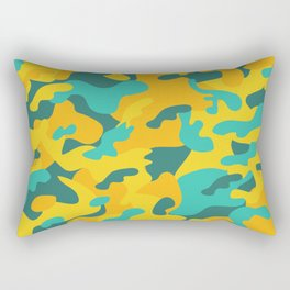 army cheerup Rectangular Pillow