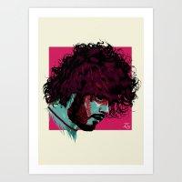 Cedric Bixler Zavala Art Print