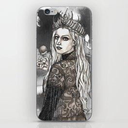 The Snow Queen iPhone Skin