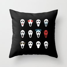 How Are You Today? Throw Pillow