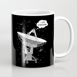 I love stargazing! Coffee Mug