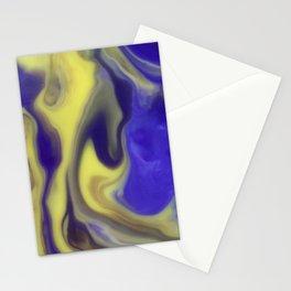 Milky Way Purple Day Stationery Cards