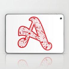 Scarlet A - Version 2 Laptop & iPad Skin