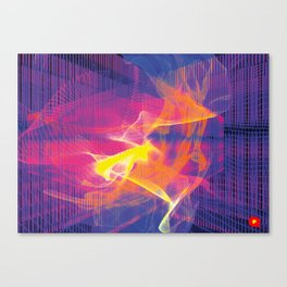 Chaos Dream Canvas Print