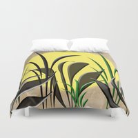 serenity Duvet Covers featuring Serenity by Judith Lee Folde Photography & Art