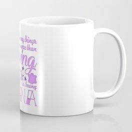 Sewing Nana Coffee Mug
