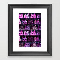 cat-94 Framed Art Print