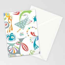 High Level Stationery Cards