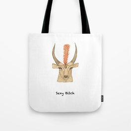 SEXY BITCH Tote Bag