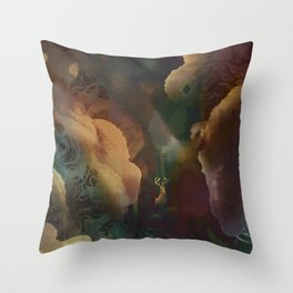 The Great Prince Throw Pillow