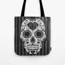 Día de los Muertos - Grey Tote Bag