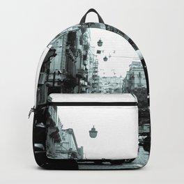 Naples, Spanish Quarter 1 Backpack