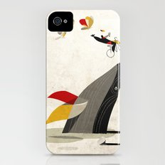 For a breath, the butterflies iPhone (4, 4s) Slim Case