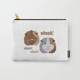 Wheek Wheek Guinea Pigs Carry-All Pouch