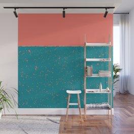 XVI - Peach 2 Wall Mural
