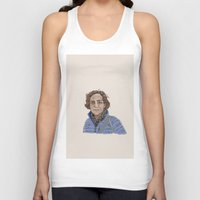 lucy Tank Tops featuring Lucy by Carly Balfour