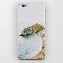 summer coast iv iPhone Skin