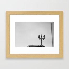 morton house Framed Art Print