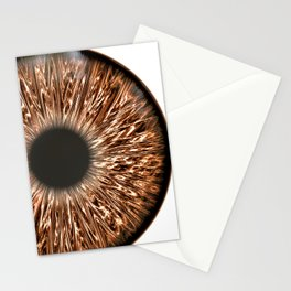 The Brown Iris Stationery Cards