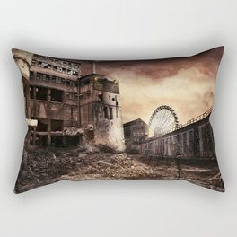 CALAMITY Rectangular Pillow